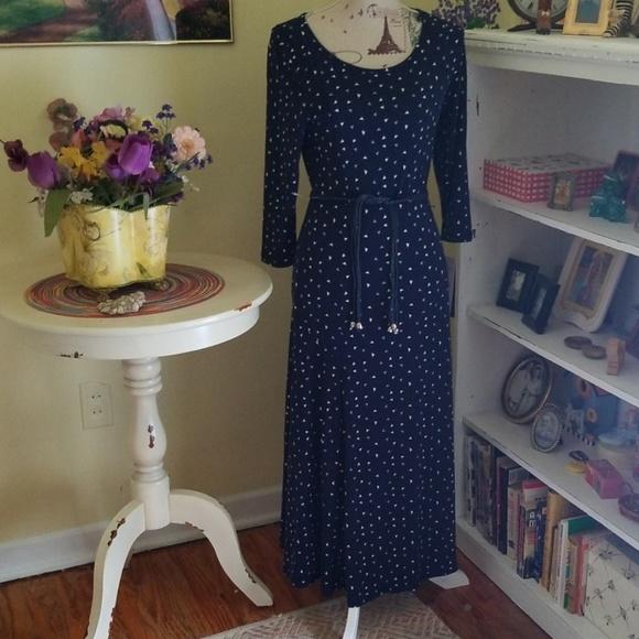Nina Leonard Dresses & Skirts - NWT multi print midi